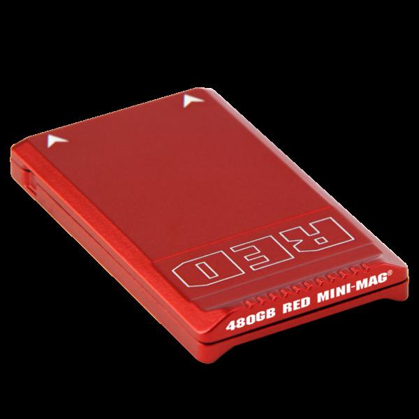 RED MINI-MAG SKU#: 750-0090