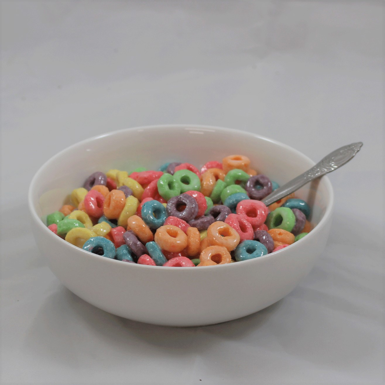 Cereal Bowl - Fruit Loops