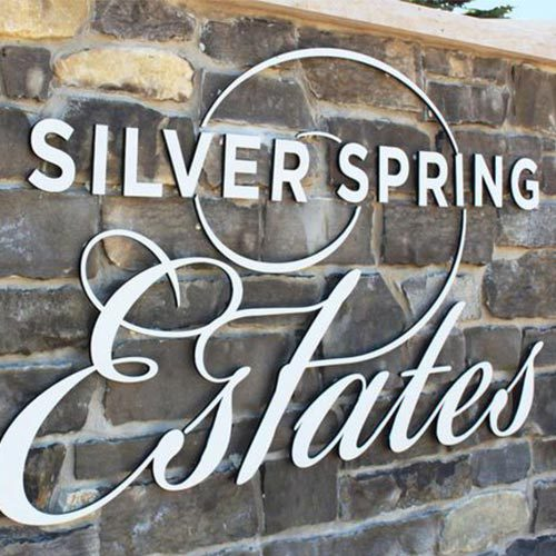 Silver Springs Estate