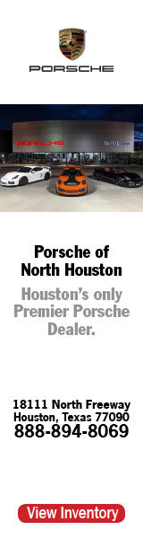 Porsche of north houston