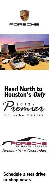 Porsche of Northern Houston ad