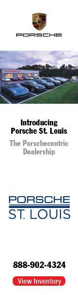 Porsche st louis
