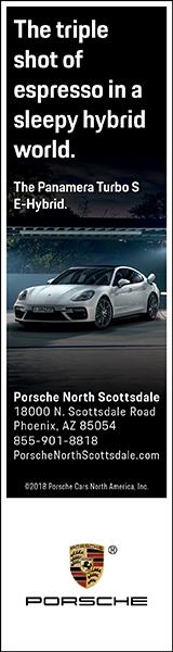 Porsche north scottsdale