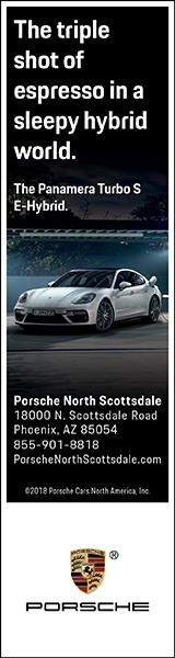 Porsche north scottsdale