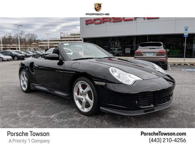 2004 911 2dr Cabriolet Turbo 6-Spd Manual picture #1