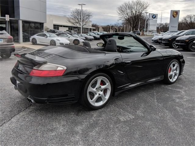 2004 911 2dr Cabriolet Turbo 6-Spd Manual picture #3