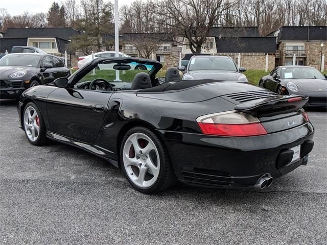2004 911 2dr Cabriolet Turbo 6-Spd Manual picture #5
