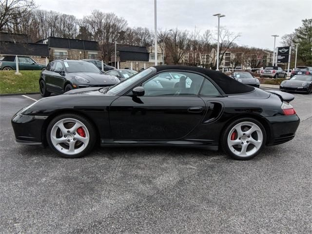 2004 911 2dr Cabriolet Turbo 6-Spd Manual picture #9