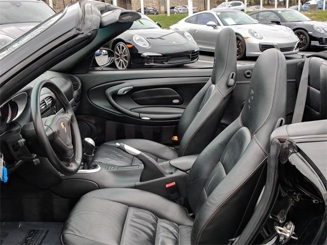 2004 911 2dr Cabriolet Turbo 6-Spd Manual picture #14