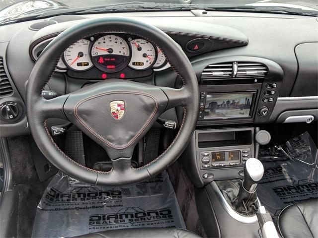 2004 911 2dr Cabriolet Turbo 6-Spd Manual picture #15