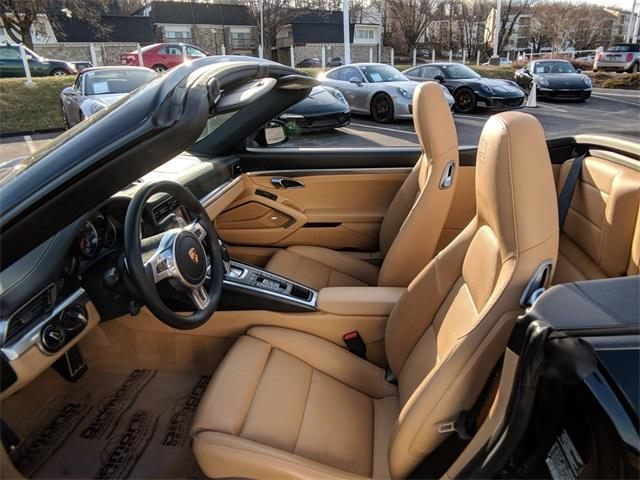 2015 911 2dr Cabriolet Turbo picture #15