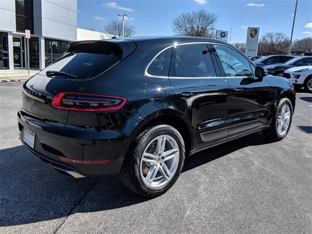2018 Macan AWD picture #3