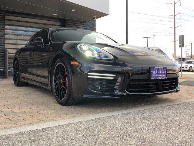 2016 Porsche Panamera Turbo picture #1