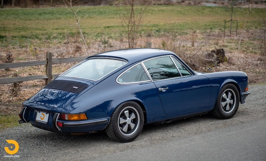 1973 porsche 911t 2 7l mfi hot rod in issaquah wa listed on 04 23 19 porsches for sale. Black Bedroom Furniture Sets. Home Design Ideas