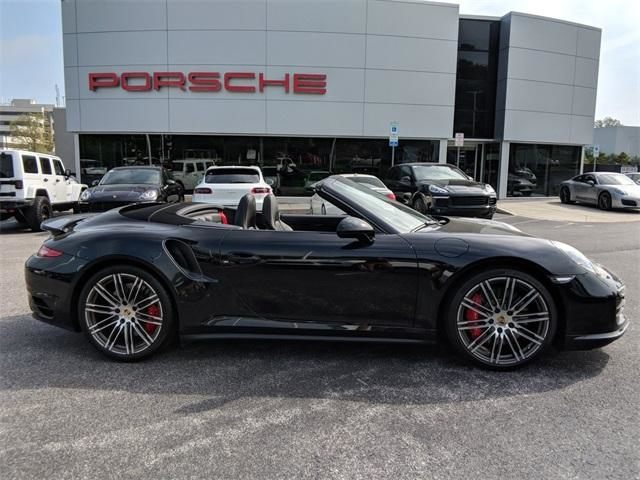 2015 911 2dr Cabriolet Turbo picture #2