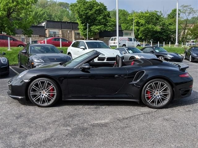 2015 911 2dr Cabriolet Turbo picture #6