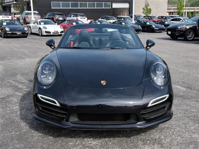 2015 911 2dr Cabriolet Turbo picture #8