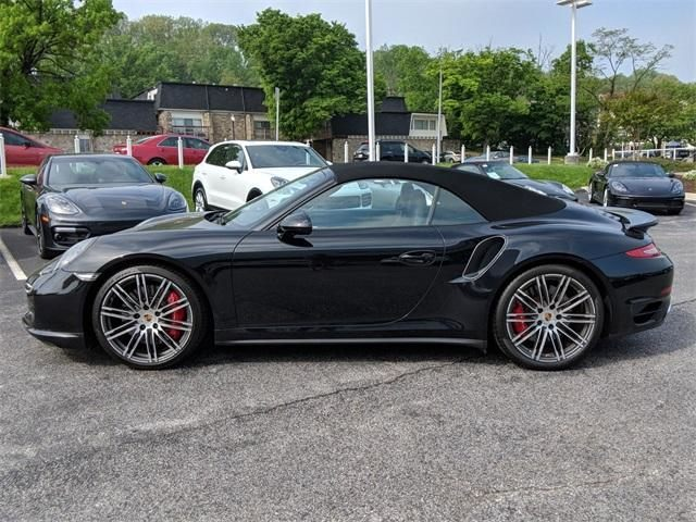 2015 911 2dr Cabriolet Turbo picture #9