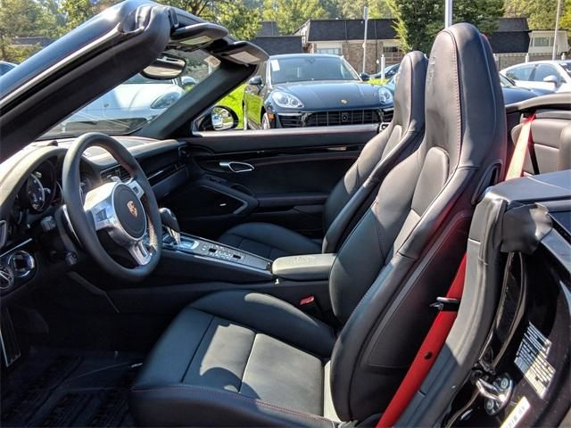 2015 911 2dr Cabriolet Turbo picture #14