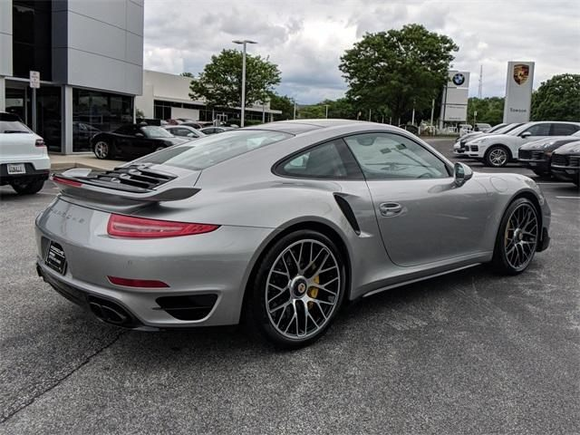 2015 911 2dr Cpe Turbo S picture #3