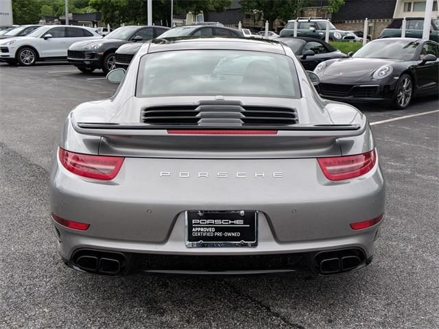 2015 911 2dr Cpe Turbo S picture #4