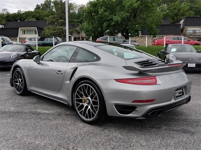 2015 911 2dr Cpe Turbo S picture #5