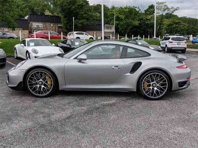 2015 911 2dr Cpe Turbo S picture #6