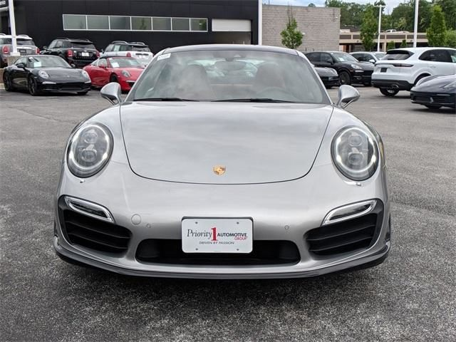 2015 911 2dr Cpe Turbo S picture #8