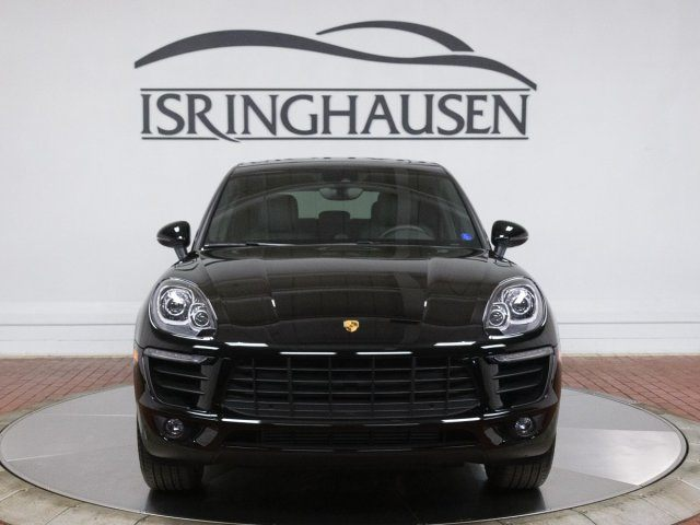 2018 Macan picture #4
