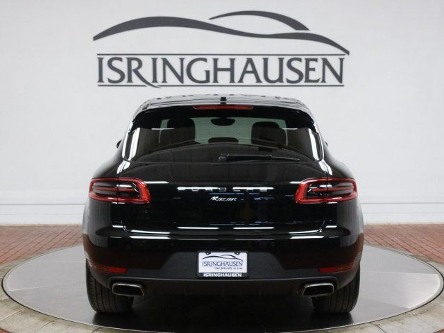 2018 Macan picture #5