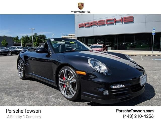 2011 911 2dr Cabriolet Turbo picture #1