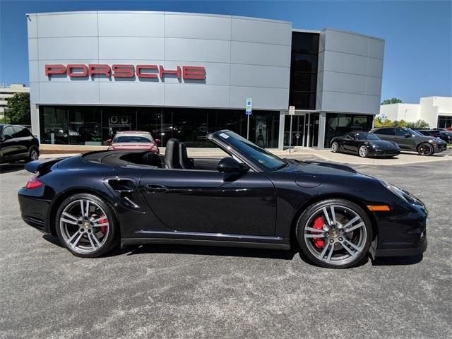 2011 911 2dr Cabriolet Turbo picture #2