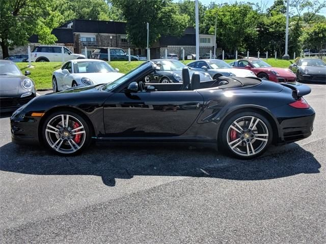 2011 911 2dr Cabriolet Turbo picture #6