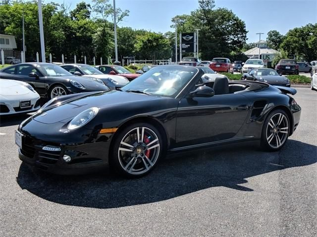 2011 911 2dr Cabriolet Turbo picture #7