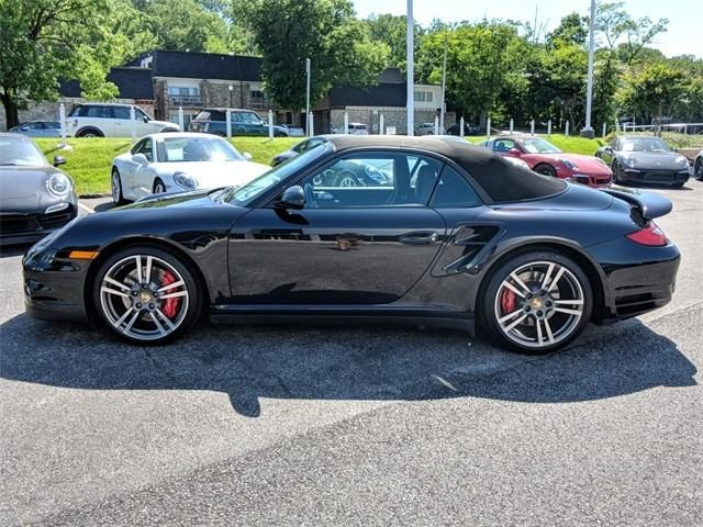 2011 911 2dr Cabriolet Turbo picture #9