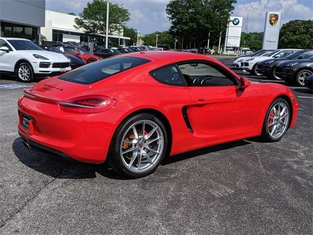 2015 Cayman 2dr Cpe S picture #3