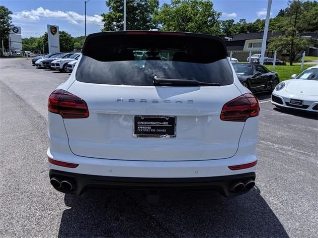 2016 Cayenne AWD 4dr S picture #4