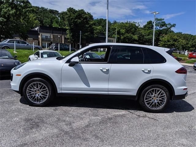 2016 Cayenne AWD 4dr S picture #6