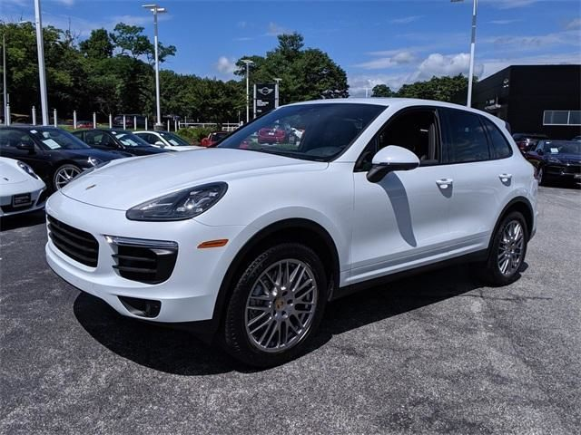 2016 Cayenne AWD 4dr S picture #7