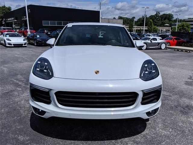 2016 Cayenne AWD 4dr S picture #8