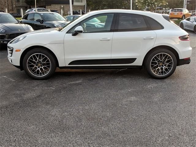 2018 Macan AWD picture #6