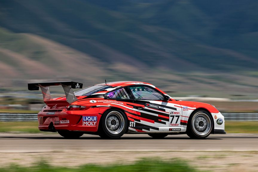 2008 997 Grand Am GT3 Cup in Utah Motorsports Campus, Erda, Utah | listed  on 07/08/19 | Porsches for Sale | Excellence