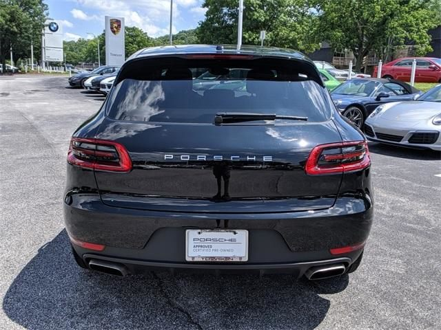 2018 Macan AWD picture #4