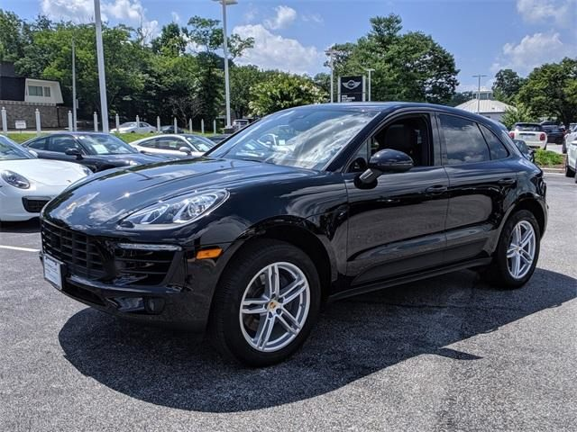 2018 Macan AWD picture #7