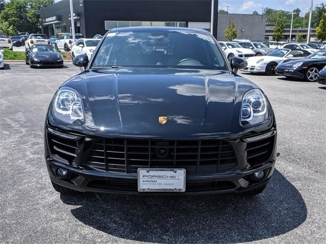 2018 Macan AWD picture #8