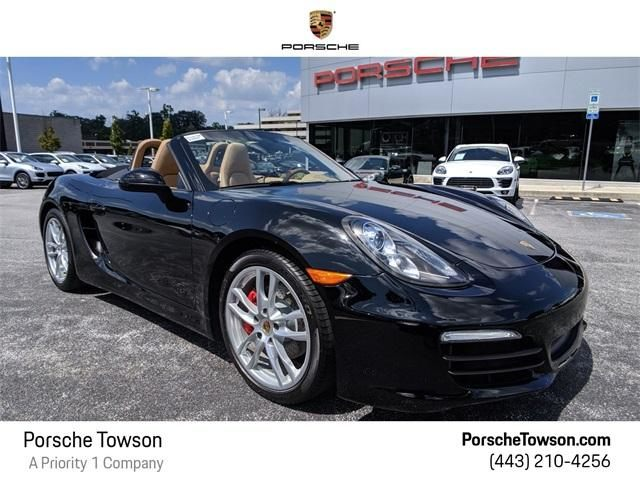 2013 Boxster 2dr Roadster S picture #1