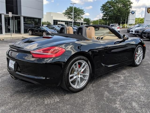 2013 Boxster 2dr Roadster S picture #3