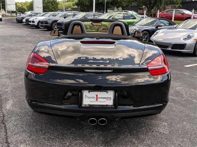 2013 Boxster 2dr Roadster S picture #4