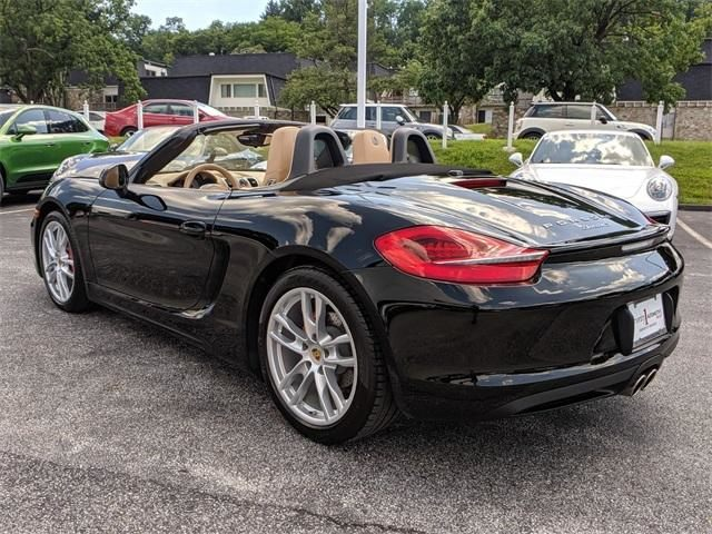 2013 Boxster 2dr Roadster S picture #5