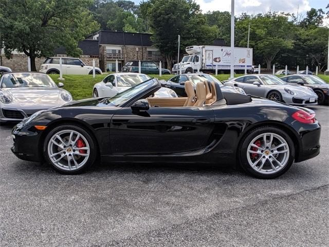 2013 Boxster 2dr Roadster S picture #6